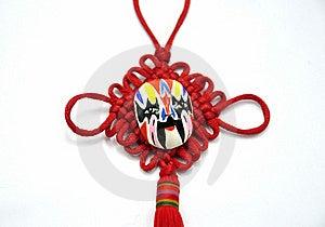 Beijing Opera Mask Royalty Free Stock Photo - Image: 20251515
