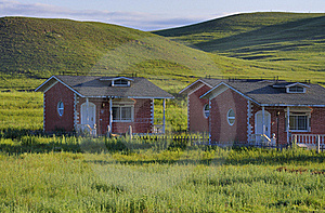 Resort Cabins Royalty Free Stock Images - Image: 20251639