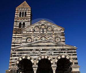 Rural Church In Sardinia Royalty Free Stock Photography - Image: 20260247