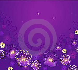 Luxurious Violet Royalty Free Stock Photos - Image: 20263428