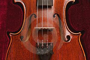 Classic Violine Stock Photos - Image: 20265043