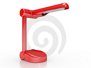 Desk Lamp Royalty Free Stock Photography - Image: 20265307