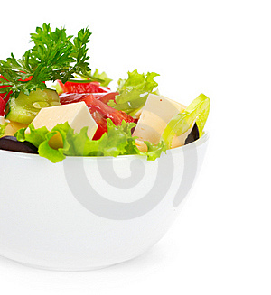 Greek Salad Stock Photos - Image: 20265423
