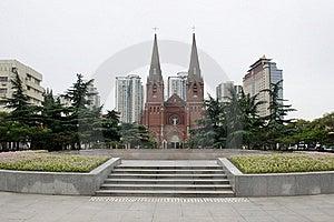 Catholic Church Stock Image - Image: 20273971