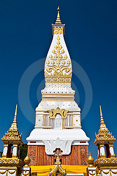 Phanom Pagoda Royalty Free Stock Photo - Image: 20275155