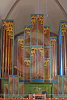 Organ Stock Images - Image: 20280034