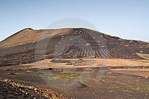 Lanzarote Landscape Royalty Free Stock Photos - Image: 20281518