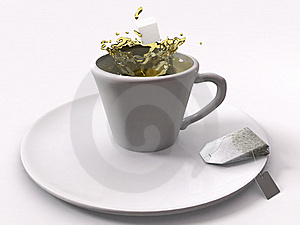 Cup Of Tea Stock Image - Image: 20282271