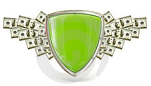 Shield Stock Image - Image: 20286281
