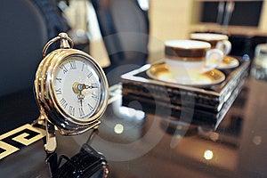 Ancient Clock Royalty Free Stock Photos - Image: 20286438