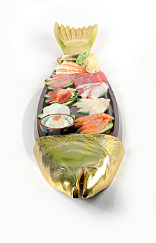 Sashimi Sushi. Royalty Free Stock Photography - Image: 20291117