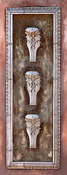 Abstract Bas-relief Stock Image - Image: 20293191