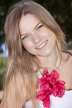 Beauty Blonde Stock Photography - Image: 20296412