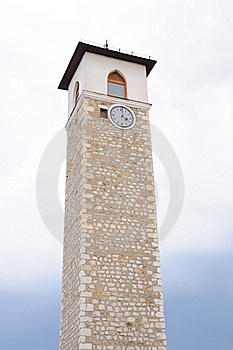 Clock Tower Royalty Free Stock Photography - Image: 20296527