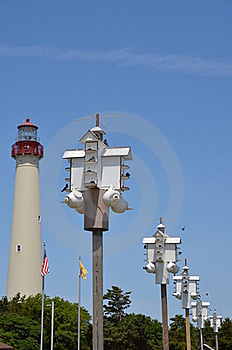 Cape May Lighthouse Stock Photos - Image: 20296973