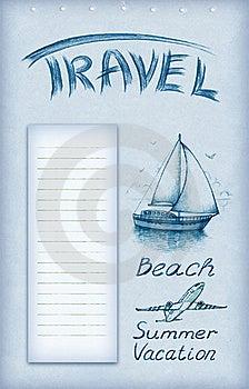 Vacation Background Royalty Free Stock Photo - Image: 20298945
