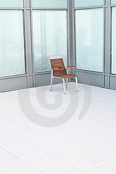 Single Chair Stock Photo - Image: 20299580