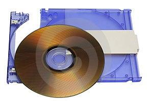 Dvd-ram Stock Image - Image: 2030661