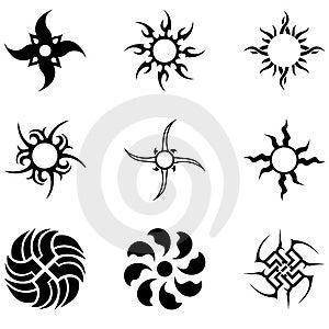 Decorative Ornament Design Stock Photos - Image: 2031613