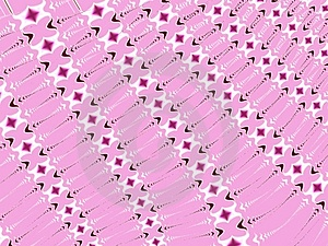 Crosses Arrows Pattern Pink Stock Image - Image: 2036713