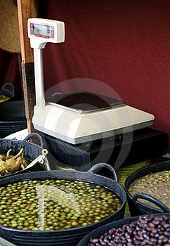 Olives On The Market Stock Photography - Image: 20300752
