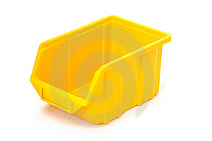 Yellow Box Stock Image - Image: 20300871