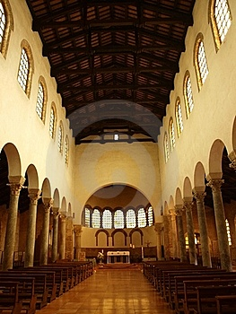 San Giovanni Evangelista, Ravenna, Italy Royalty Free Stock Photo - Image: 20303045