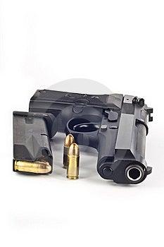 Gun Stock Photo - Image: 20303560