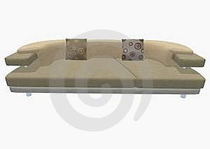 Sofa Stock Image - Image: 20304691