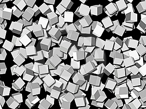 Cubes Stock Images - Image: 20305034