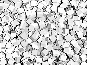 Cubes Royalty Free Stock Image - Image: 20305146