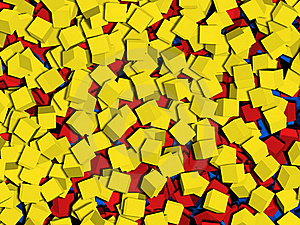 Cubes Stock Photography - Image: 20305162