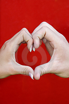 One Heart Royalty Free Stock Photography - Image: 20305477