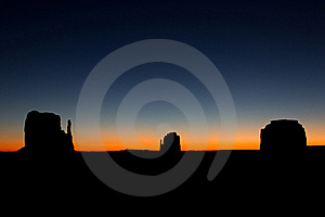 Monument Valley Stock Photos - Image: 20306253