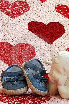 Baby Shoer Invitation Royalty Free Stock Photo - Image: 20308145
