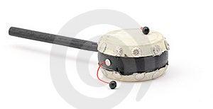 Dumplin Drum Royalty Free Stock Image - Image: 20309416