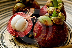 Mangosteen Stock Images - Image: 20310124