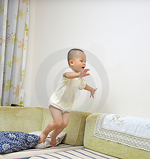 Jumping Boy Royalty Free Stock Photos - Image: 20310818