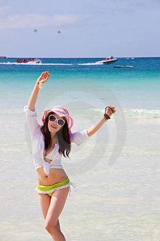 Dance Girl Royalty Free Stock Photography - Image: 20312347