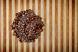 Aromatic Coffee Beans Stock Photography - Image: 20312972