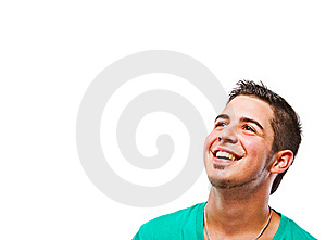 Candid Young Man Stock Images - Image: 20318084