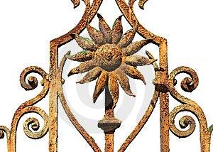 Rusty Metal Royalty Free Stock Photos - Image: 20318508