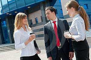 Business People Meeting Stock Photography - Image: 20320212