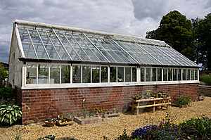 Glass House 2 Stock Photography - Image: 20321102