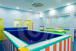 Baby Swimming Pool Stock Images - Image: 20321914