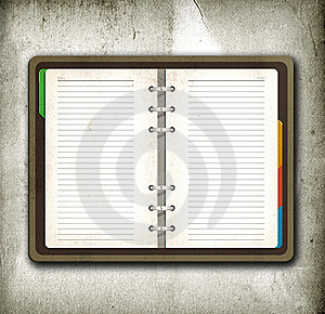 Open Blank Page Stock Image - Image: 20322981