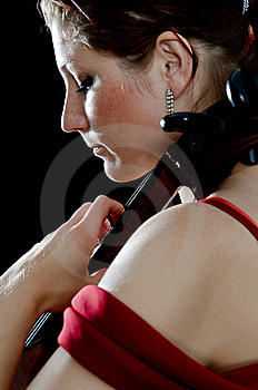 Devoted Cello Player Stock Images - Image: 20324944