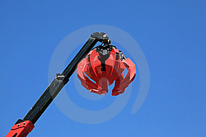 Hydraulic Claw Royalty Free Stock Photo - Image: 20329545