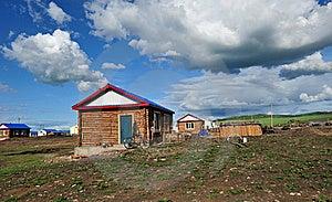 Log Cabin Stock Photo - Image: 20335310