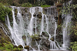 Waterfall Stock Image - Image: 20350241